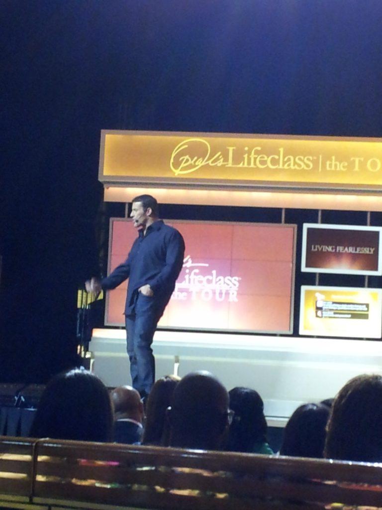 Oprah's Lifeclass Tony Robbins